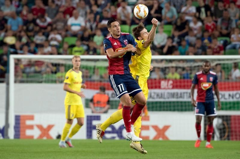 Labdarúgás - Európa-liga csoportkör, L csoport, 1. forduló eredménye