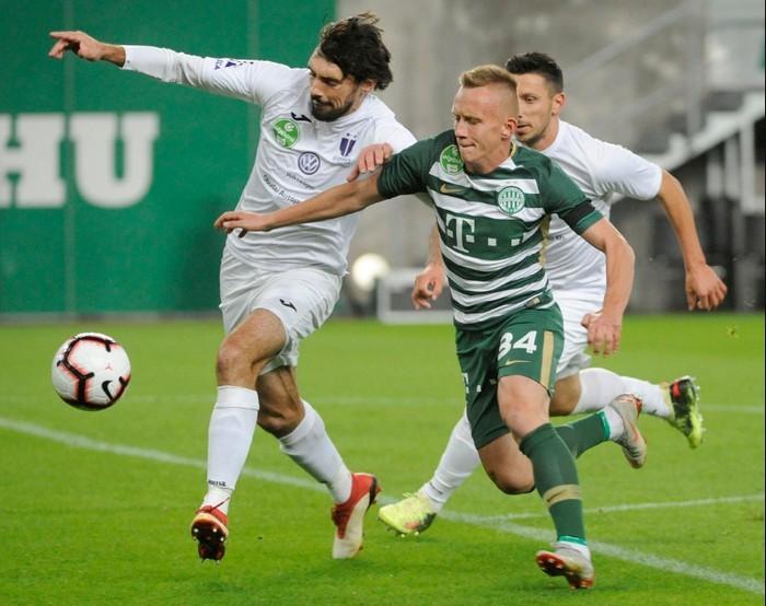 Labdarúgó NB I 9. forduló - A szombati labdarúgó-mérkőzések eredménye (összefoglaló)