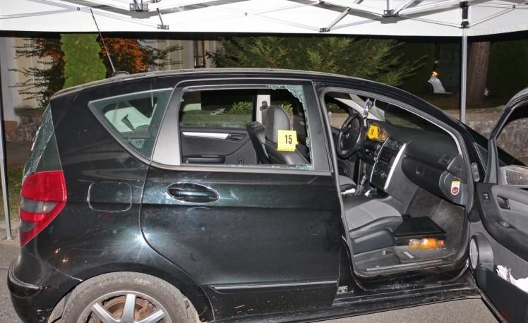 Elfogták a Vas megyei lövöldözőt