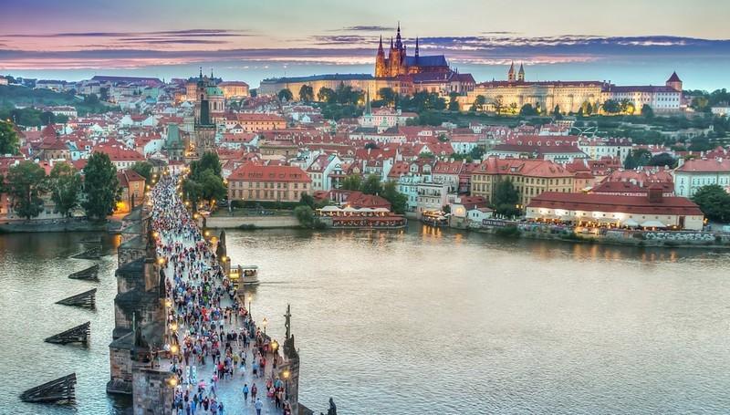 Prágában 1775 óta nem volt ilyen forró és meleg a nyár, mint az idei