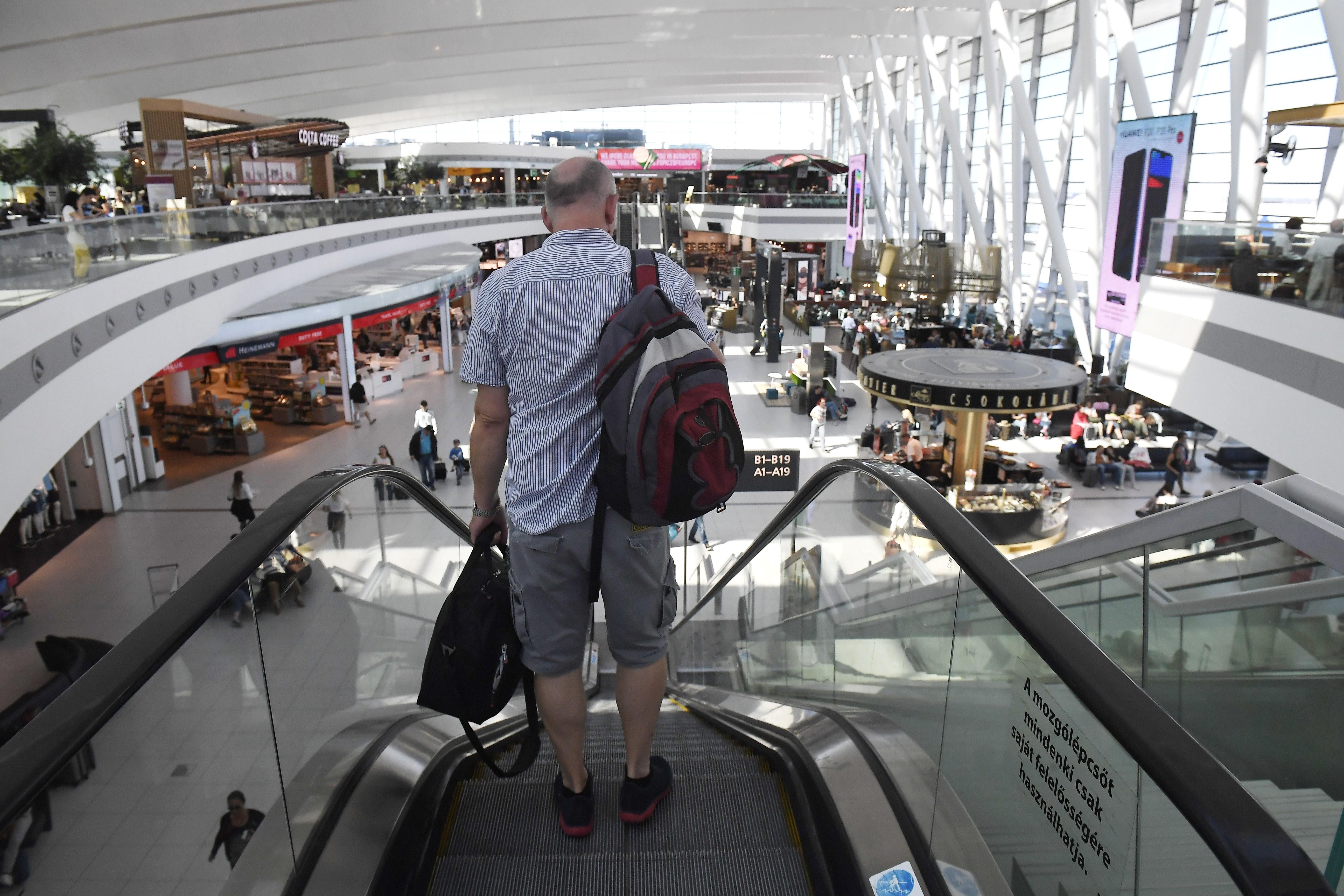 Sztrájk miatt több budapesti járatát is törölte a Lufthansa-csoport