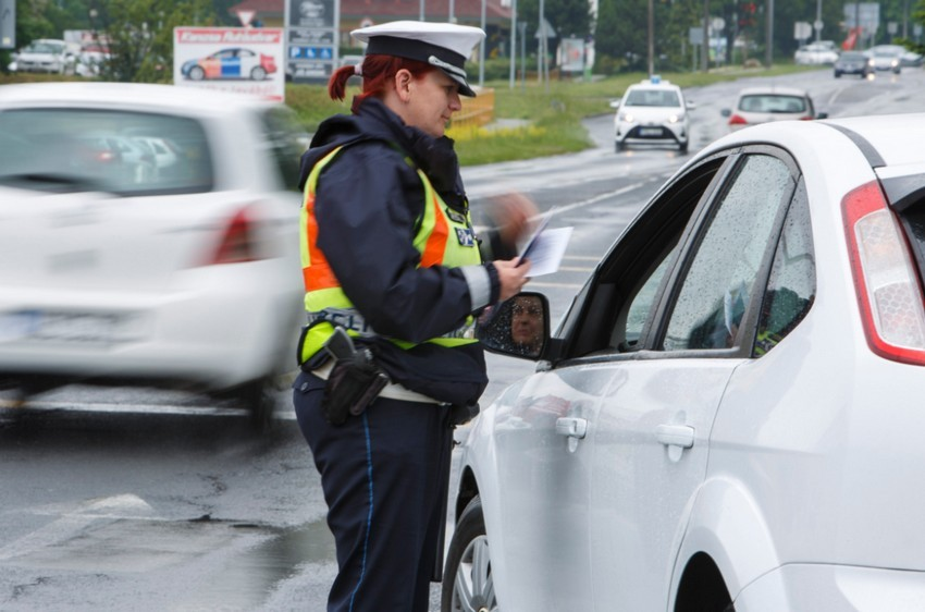 Ebben a nyolc megyében jó lesz vigyázni - A rendőrségi ellenőrzést tart