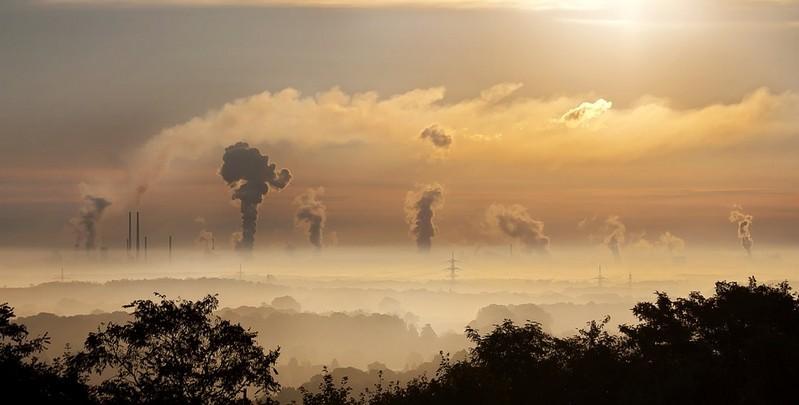 Ezen a tizenöt településen kifogásolt a levegő minősége