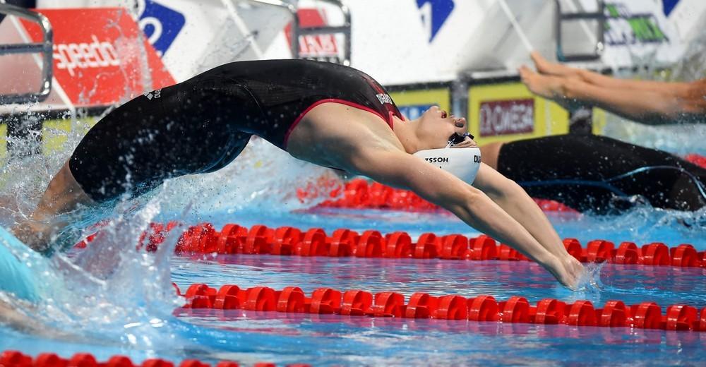 Úszó vk - A pénteki győztesek és a magyar döntősök eredményei
