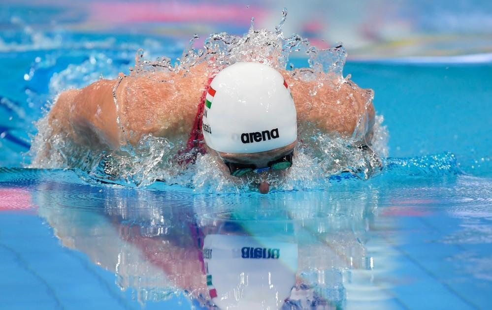 Úszó Vk - Hosszú Katinka túl a 400. érmén