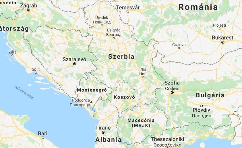 Koszovó 100 százalékra növelte a szerbiai termékek vámját