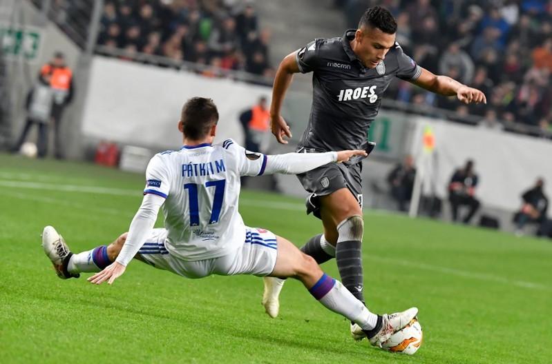 Európa-liga - Vidi FC-PAOK eredmény:1-0