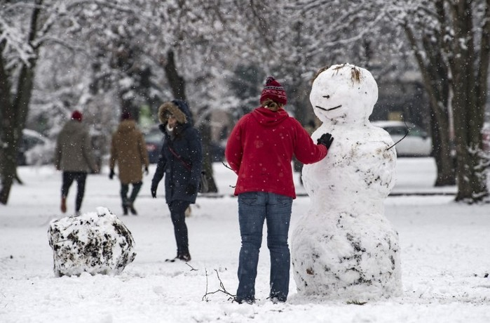 Időjárás-előrejelzés - Három megyére figyelmeztetést adtak ki ezüstvasárnapra
