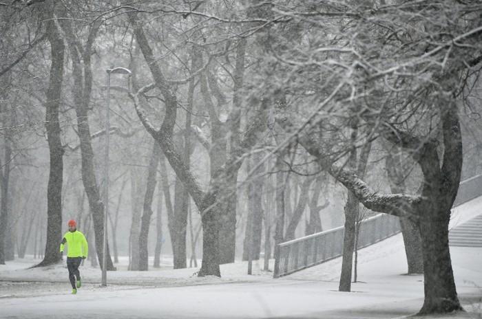 Változik az időjárás a hétvégén - Figyelmeztetést adtak ki tizenkét megyére