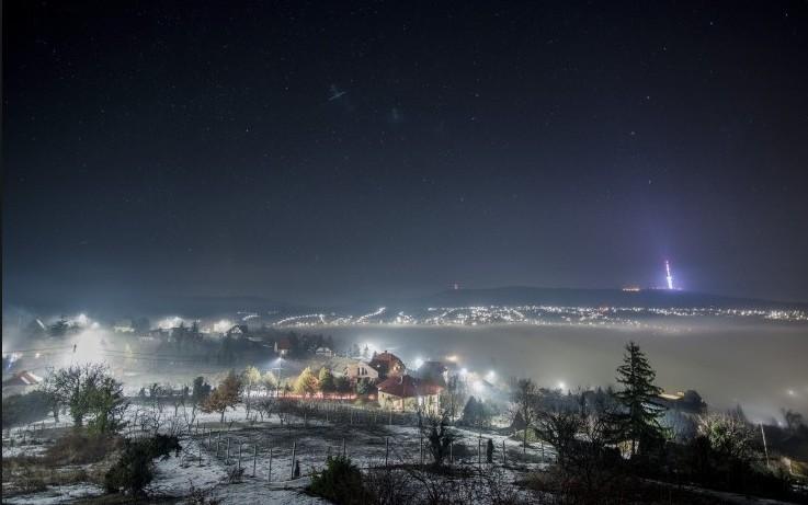 Ilyen időjárás várható szilveszterkor és az újév első napjaiban