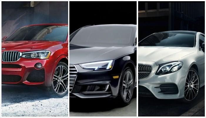 Audi, BMW, Mercedes - Vajon, melyik nyerte a csatát 2018-ban?