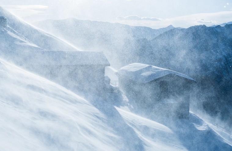 Akár még ennyi hó is hullhat jövő hét elejéig szomszédainknál