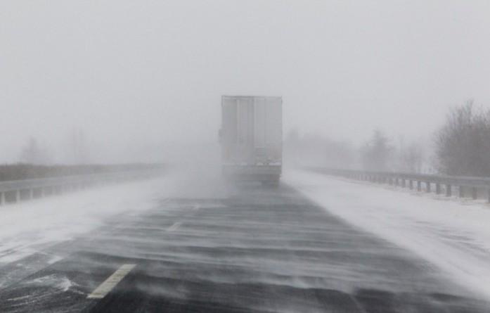 Figyelmeztetést adtak ki havazás, szél és hófúvás miatt, mutatjuk melyik megyékre
