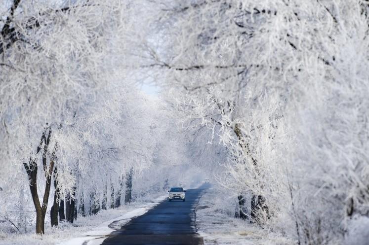 Időjárás-előrejelzés péntekre - Mutatjuk, milyen időjárással indul a február