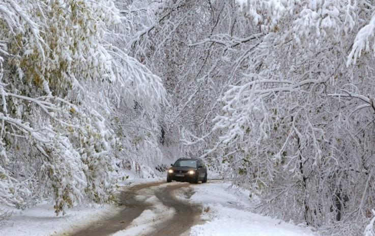 Időjárás-előrejelzés - Itt vigyázzon: ónos eső és hófúvás várható szerdán is
