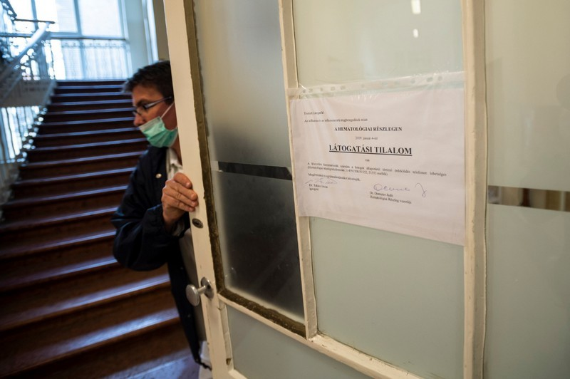 Influenzajárvány - Mutatjuk, hol van látogatási tilalom