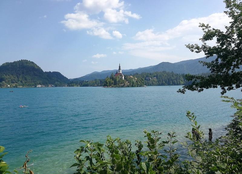 Romlott a Bledi-tó vízminősége