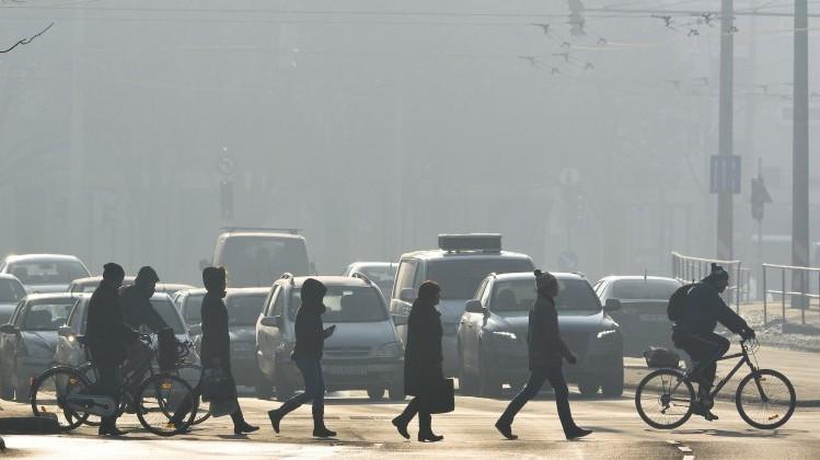 Ezt okozza a légszennyezettség - Egészségtelen vagy kifogásolt a levegő több településen
