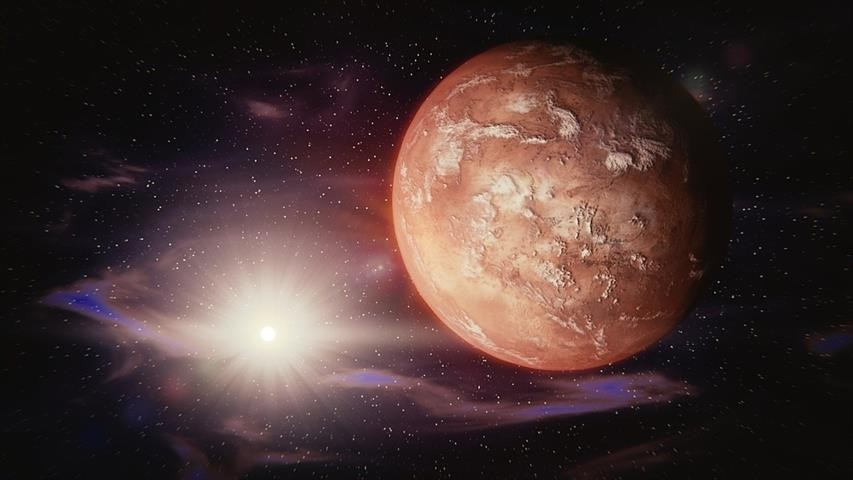 Időjárás jelentést küld a Marsról az Insight űrszonda