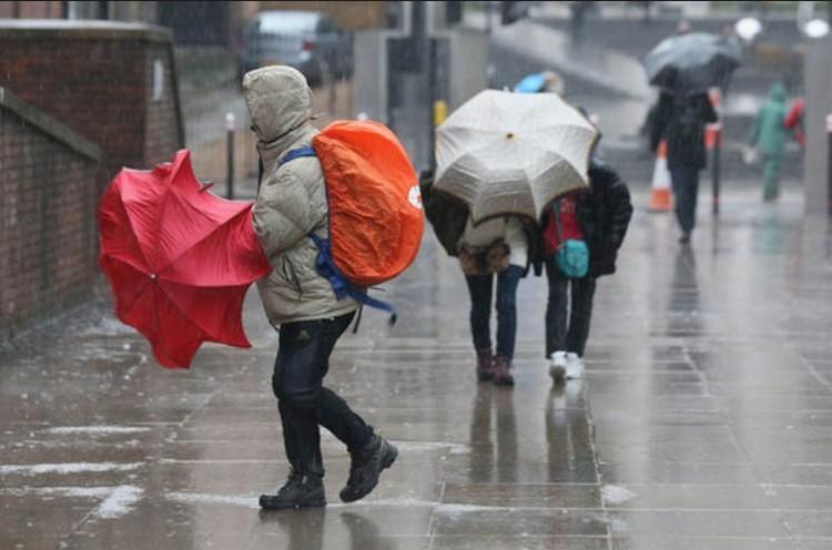 Időjárás - Egy-két megye kivételével riasztást adtak ki péntekre