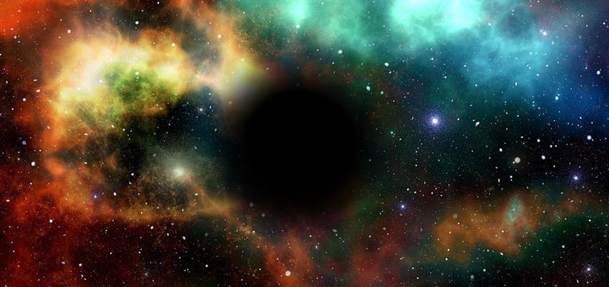 83 szupermasszív fekete lyukat fedeztek fel