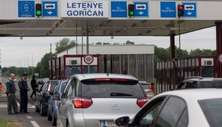 Több hónapra lezárnak egy átkelőt a magyar-horvát határon