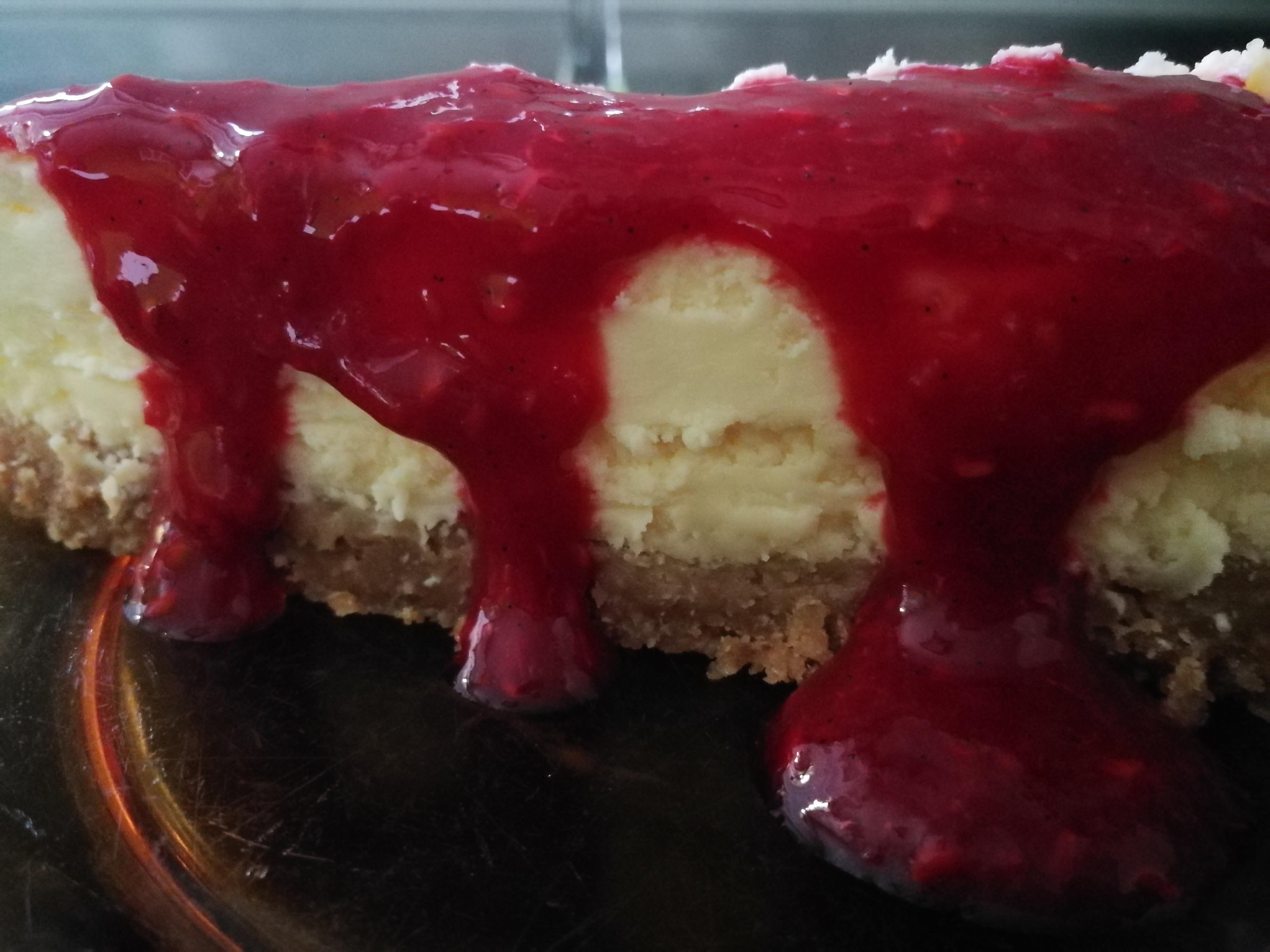 Húsvéti édesség: Igazi sajttortarecept málnaöntettel, amit a család szeretni fog