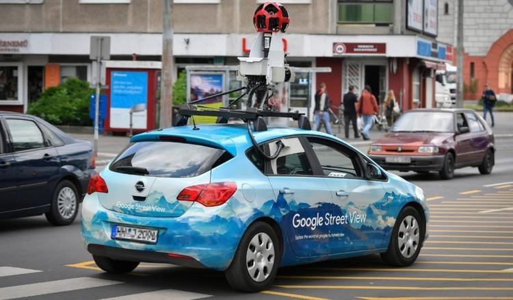 Ebben a hét városban találkozhat a Google autóival