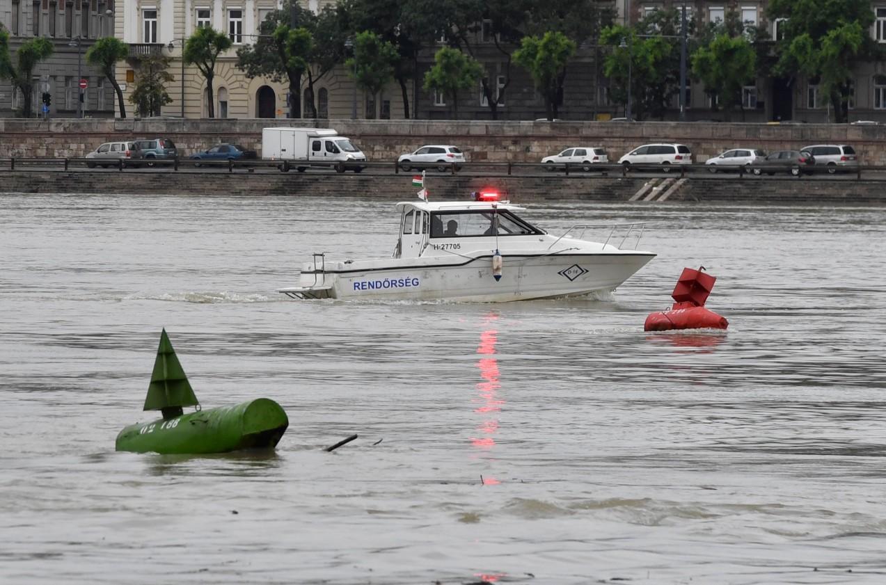 Hajóbaleset - Budapesten és Érdnél is holttestet találtak