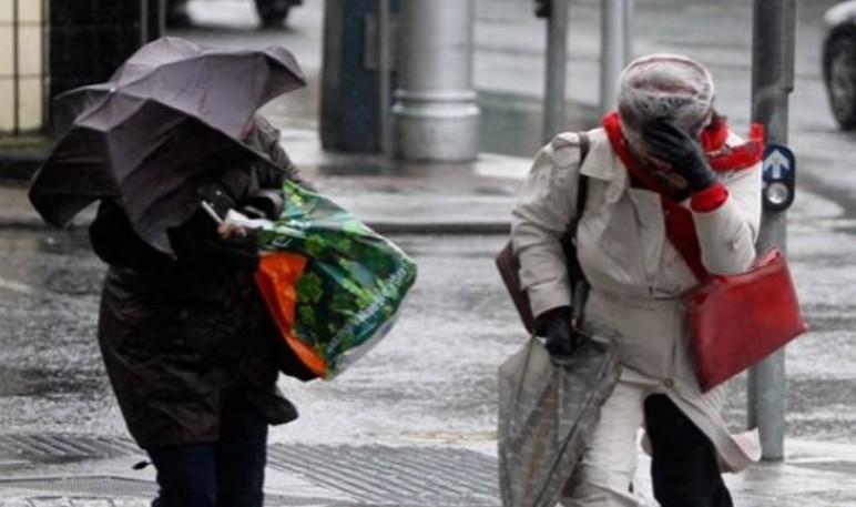 Viharos szél, gyenge fagy, még havazás is - Napi bontásban az időjárás-előrejelzés egy hétre