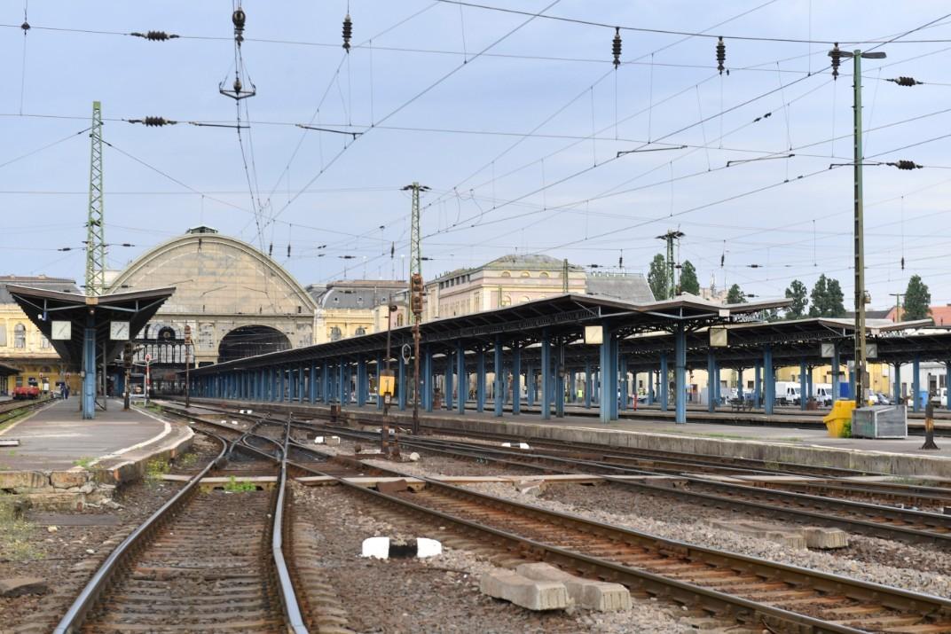 Május 26-ig zárva tart a Keletipályaudvar - A lezárás ezeket a vonalakat érinti
