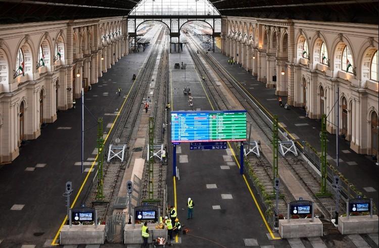 Ekkor indul újra a vonatközlekedés a Keletipályaudvaron