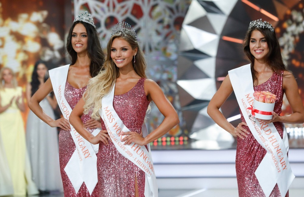 Miss World - A londoni versenyre ezzel készül a magyar versenyző