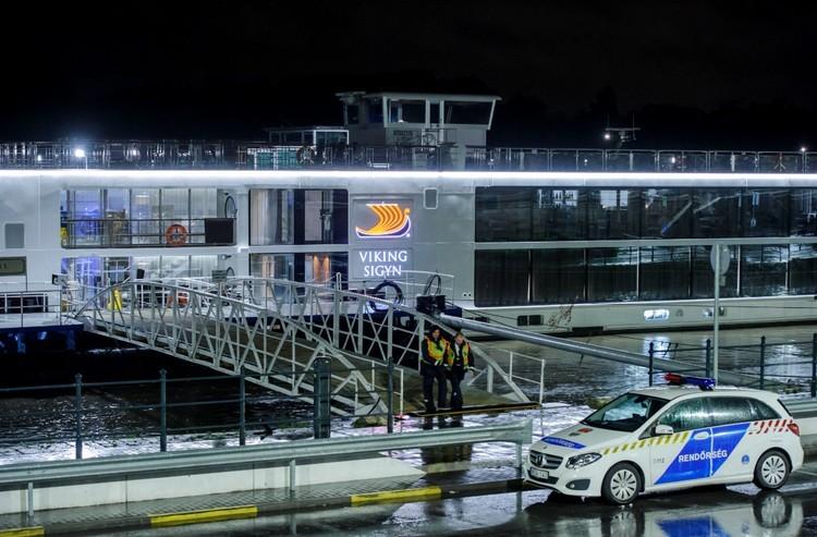 Dunai hajóbaleset - A szállodahajó kapitánya már Hollandiában is okozott balesetet
