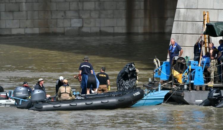 Dunai hajóbaleset - A turistahajó utasa volt a Margit hídnál megtalált nő