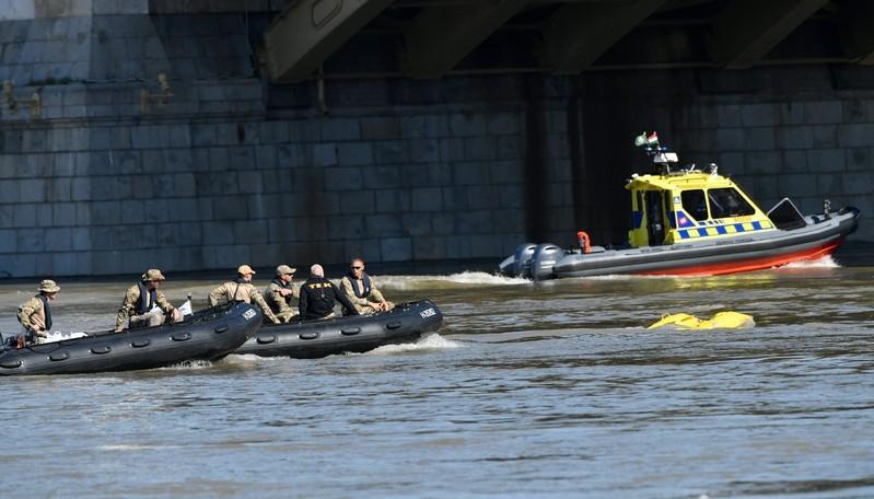 Dunai hajóbaleset - A legfőbb ügyész kiemelt üggyé nyilvánította a hajóbaleset vizsgálatát