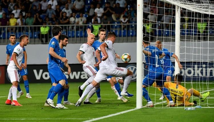 Eb-selejtező - Azerbajdzsán-Magyarország labdarúgó-mérkőzés eredménye