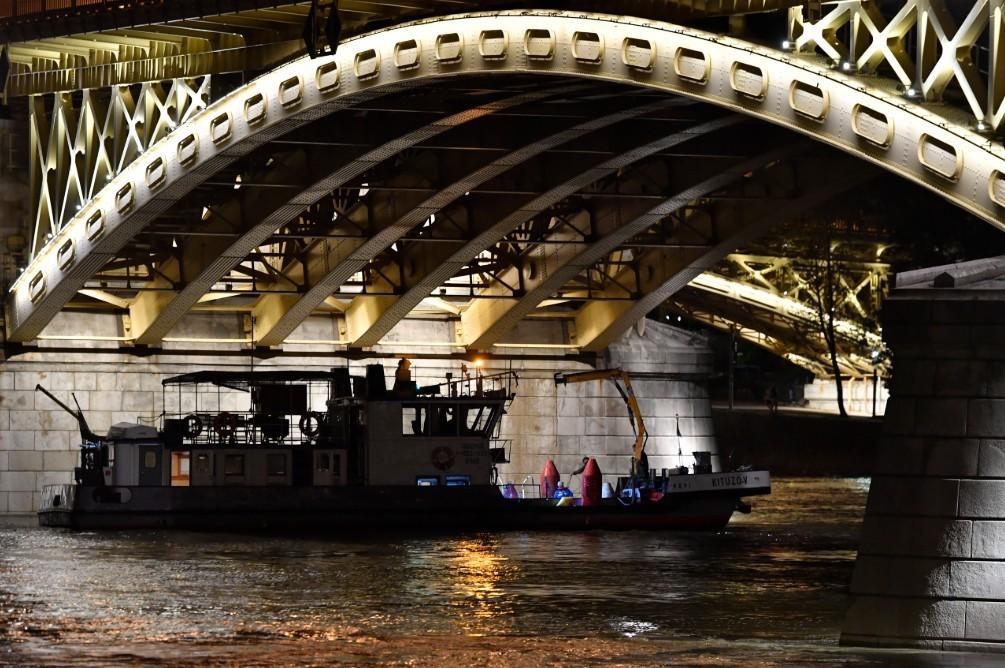 Dunai hajóbaleset - Azonosították a Margit hídnál és az Ercsinél talált holttestet is