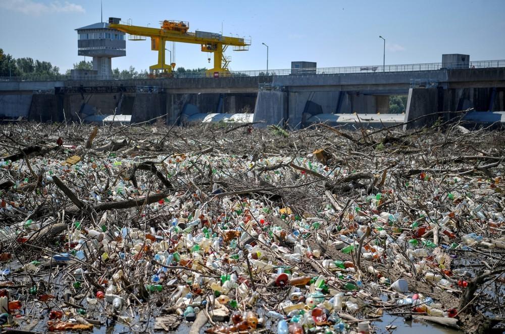 Rengeteg mikroműanyag lehet a hazai folyók üledékeiben