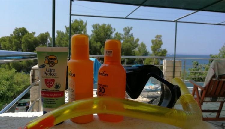 Befolyásolják-e a naptejek a D-vitamin előállítását?