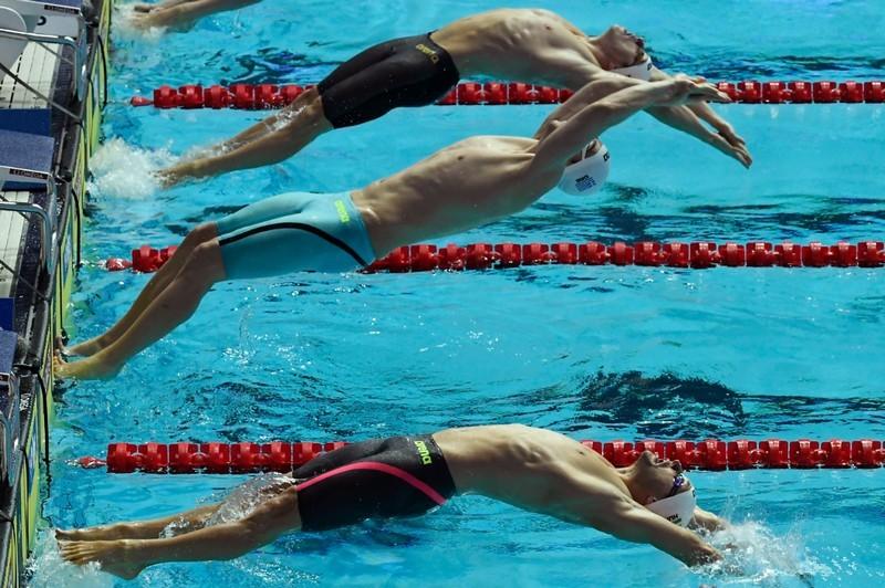 Vizes vb - A világbajnokság szombati úszóeredményei