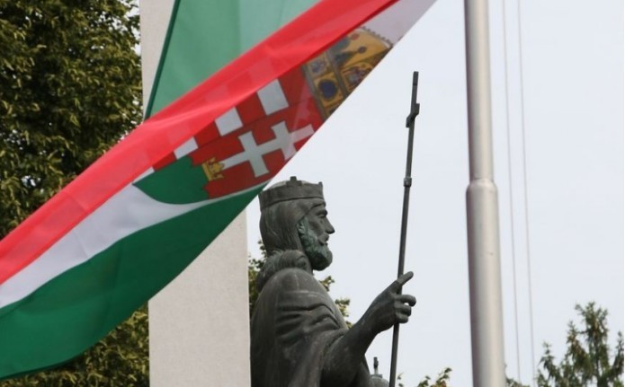 Augusztus 20. - Az Egyesült Államok magyar közösségeiben is Szent István napját ünneplik