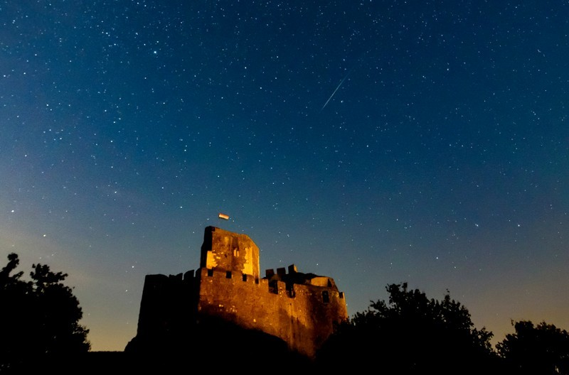 Csillaghullásban szeretne gyönyörködni? - Ekkor kémlelje az eget!