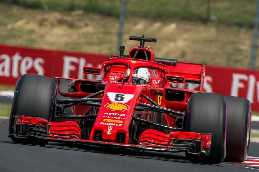 F1 Belga Nagydíj - Itt az első szabadedzés eredménye