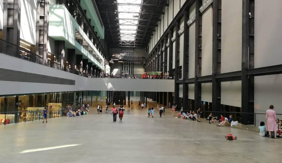 Tervezik az újranyitást a nagy londoni galériák