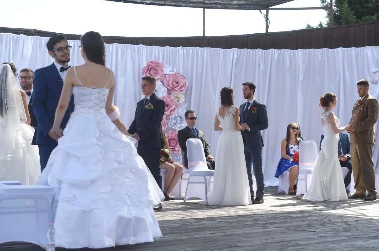 Nőtt a házasságkötések száma az első félévben