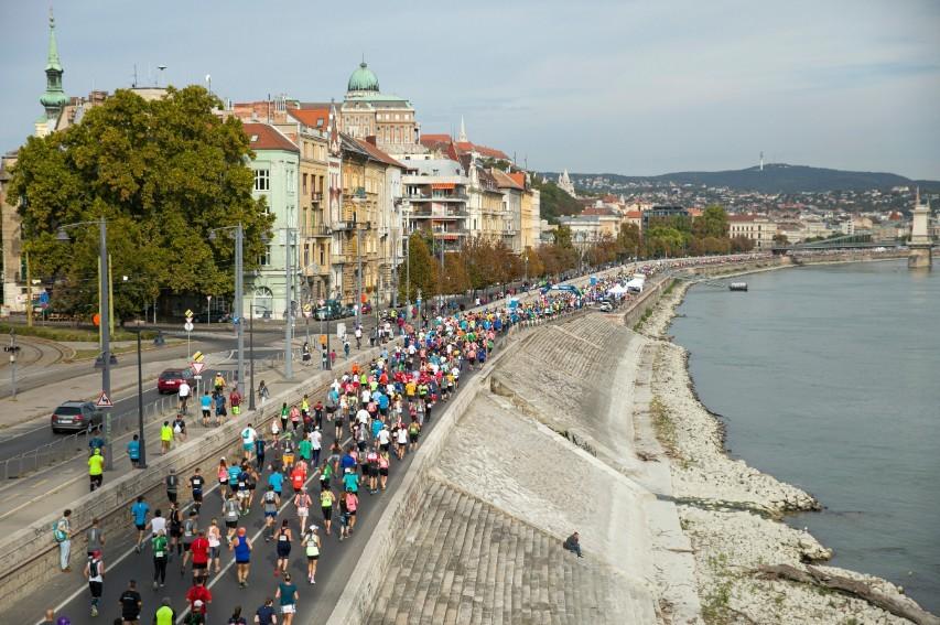 Spar Budapest Maraton - A két nap során több mint 30 ezren futottak
