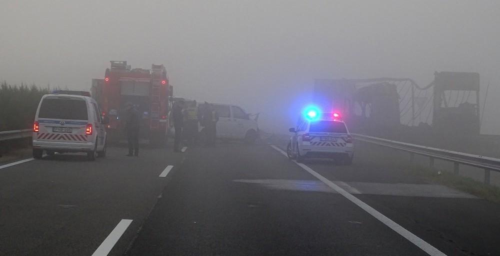 Nagyon megugrott a halálos közúti balesetek száma