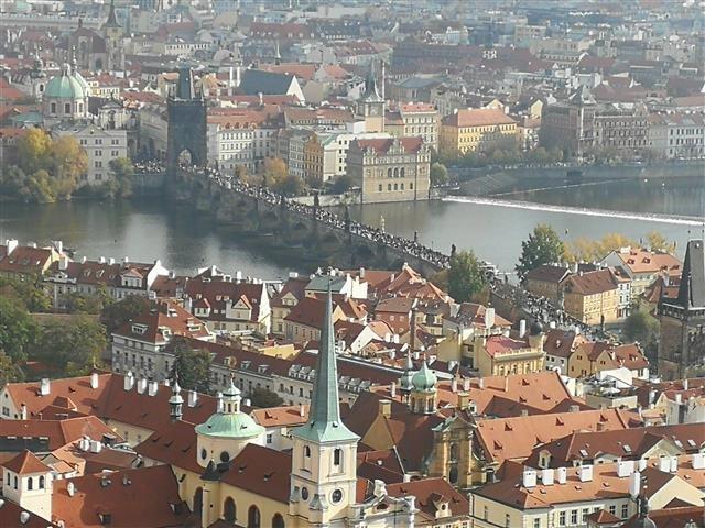 Az UNESCO szerint a csehek nem védik kellőképpen Prága városközpontját