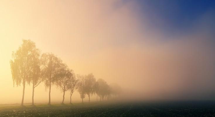 Nagy területre figyelmeztetést adtak ki péntekre a köd miatt